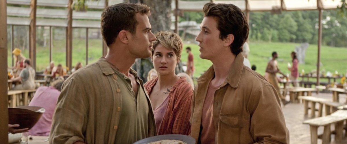 เรื่อง The Divergent Series: Insurgent