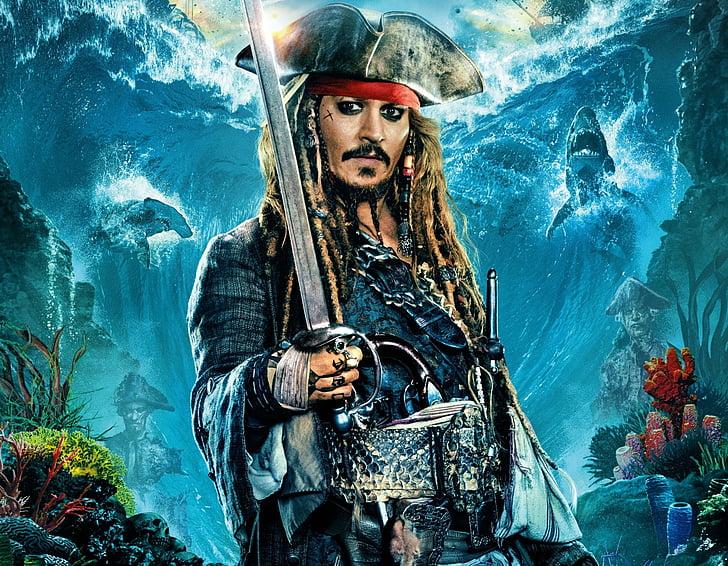 รีวิว หนัง Pirates of the Caribbean